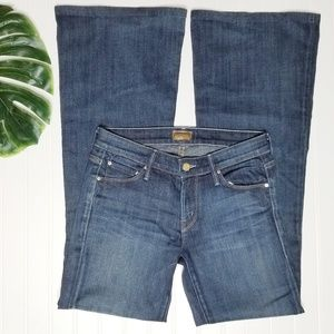 MOTHER The Wilder Love Potion No. 9 Flare Jeans 26